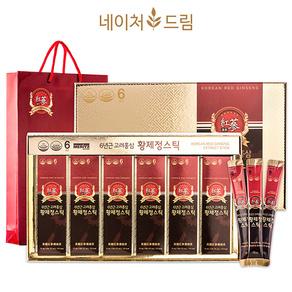네이처드림 6년근 고려홍삼 황제정스틱, 15ml, 30포